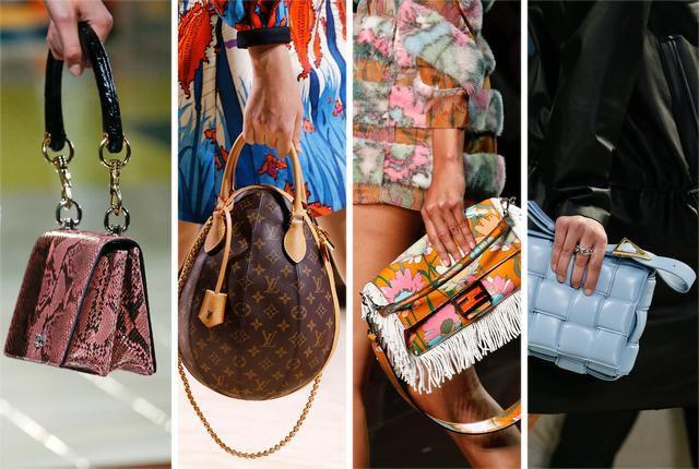 As Handbag Sales Dip, the Luxury Bag Sees a Renewed Focus at Retail