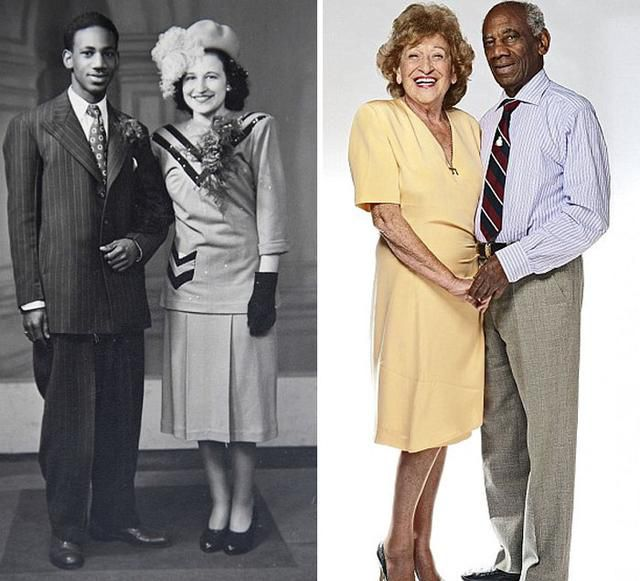 Family Abandoned This Woman When She Decided To Marry A Black Man 70 Years Ago, They're Still Together Today