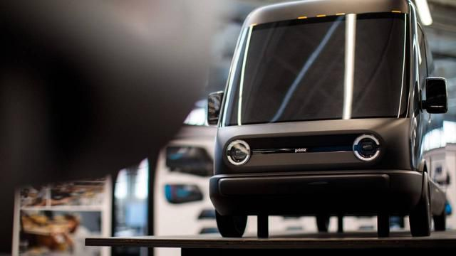 GM electric van leaks as chance to outmaneuver Tesla