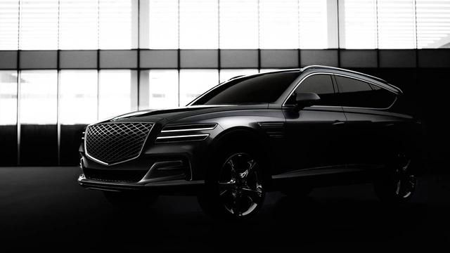 Genesis GV80 is the first SUV for the brand