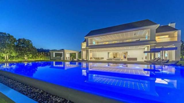 Beverly Hills Estate Is Most Expensive New Listing-Even After a $40M Price Cut