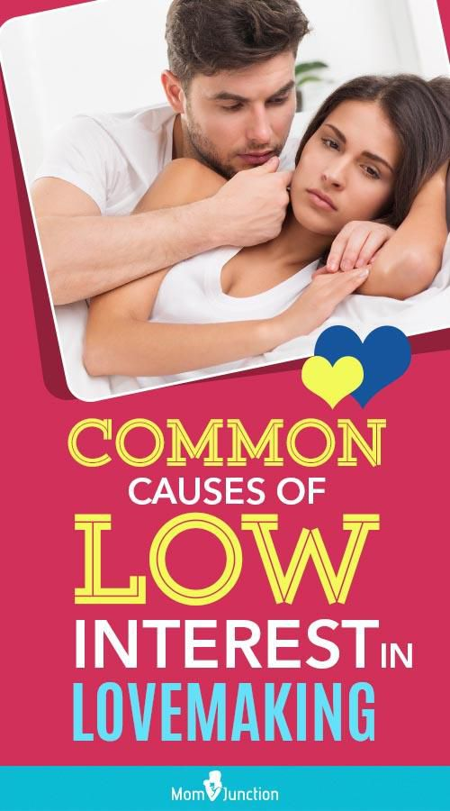 7 Common Causes Of Low Interest In Lovemaking
