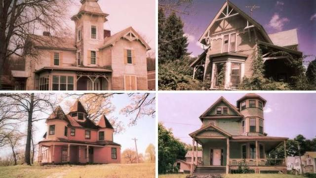 We Dare You to Ring the Doorbell on These 10 Terrifying Houses