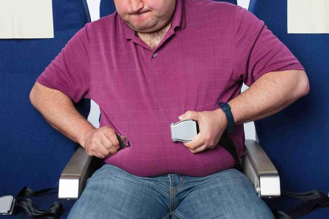 Flying while fat: Tips for a more comfortable flight from a