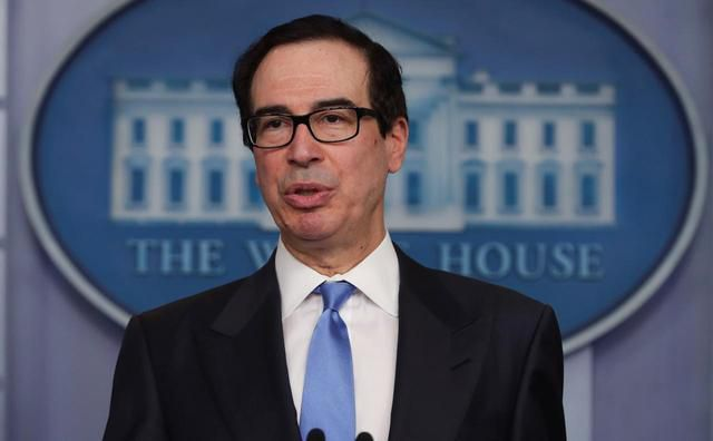 U.S. Treasury chief says considering more direct payments in next coronavirus aid bill