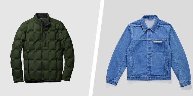 The 20 Best Spring Jackets for Men to Buy Now