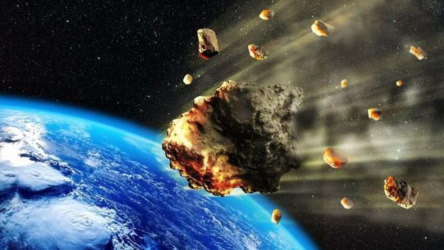 NASA Reveals Info Regarding Massive Asteroid That Will Fly Past Through Earth After Christmas