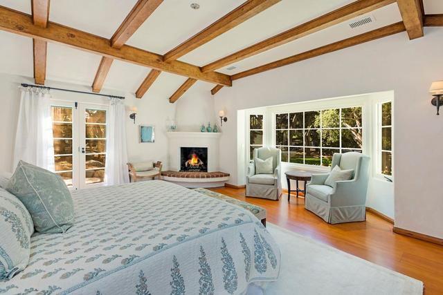 Oprah Winfrey Just Bought Her 7th Home - Jeff Bridge's Ranch in Montecito