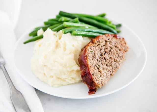 EASY Homemade Meatloaf Recipe