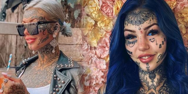 Woman Left Blind After Spending $26,000 Tattooing Her Eyeballs Blue
