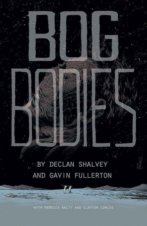 Best Shots Review: Bog Bodies 'a harrowing tale'