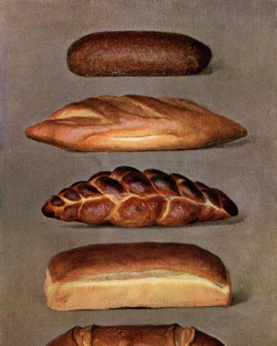 10 Hot Pictures of Bread