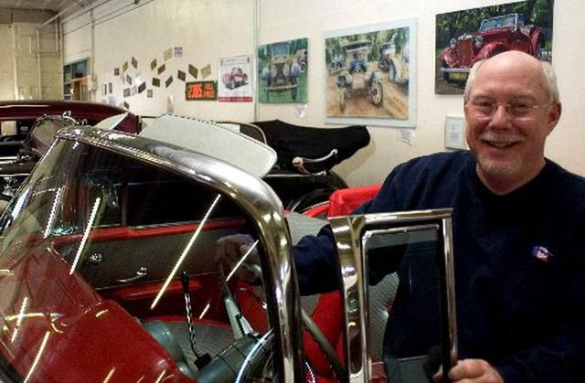 Classic car dealer in Bay City facing criminal charge was ordered to pay $257K in civil suit