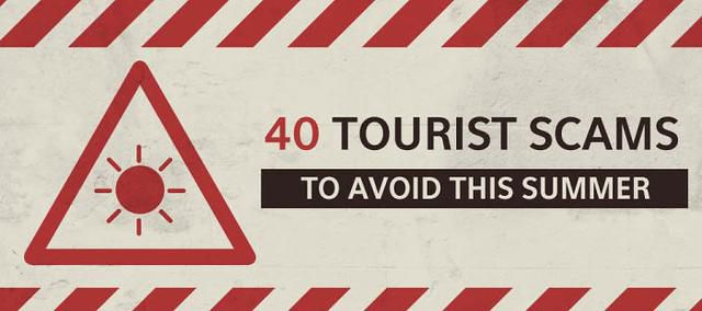 40 Popular Tourist Scams To Avoid When Traveling