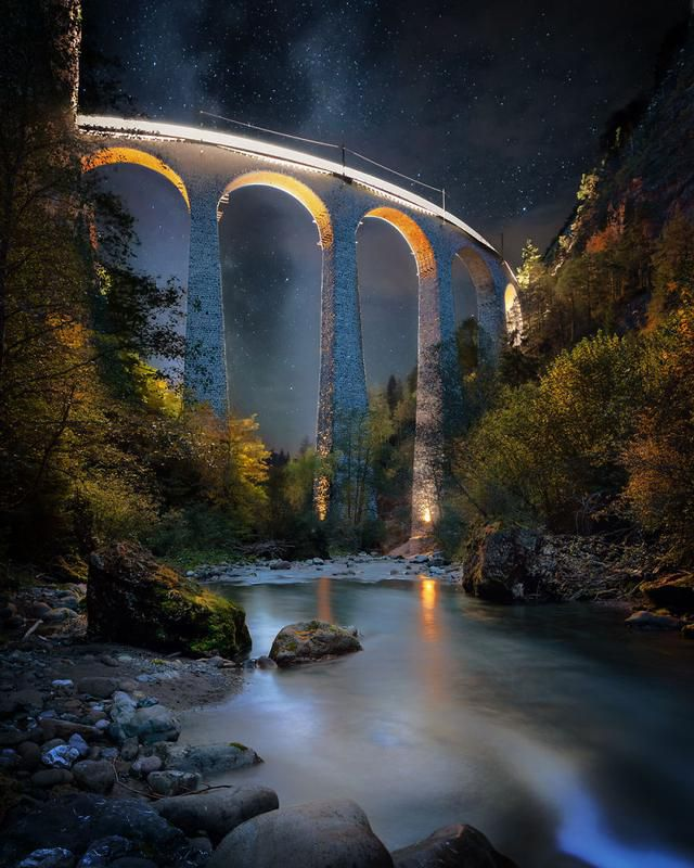 These Photographers Capture Light Trails And Here Are My 18 Favorite Pics