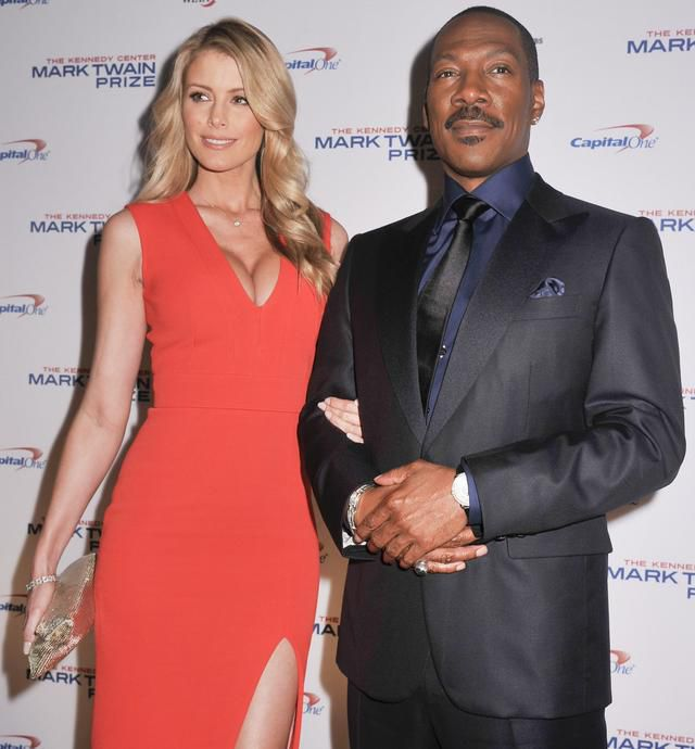 15 Little Known Facts About Eddie Murphy And Paige Butcher's Relationship