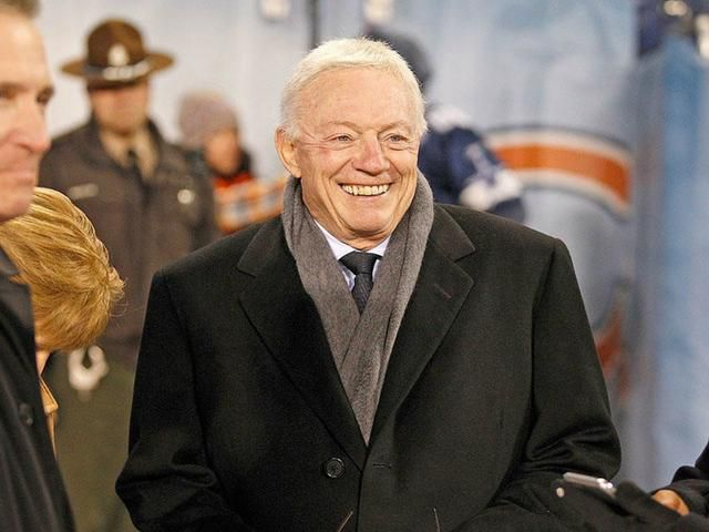 Jerry Jones now owns second most valuable sports empire in the world