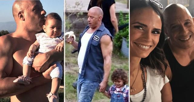 15 Pics Of Vin Diesel Proving He's Nothing Like His Fast And Furious Character