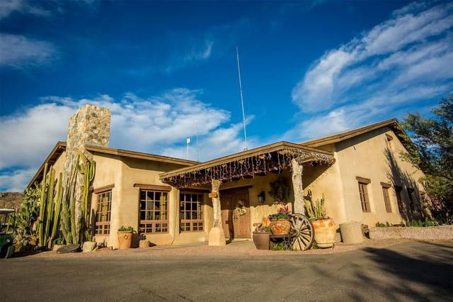 Visiting One of America's Oldest Dude Ranches, Tanque Verde Ranch
