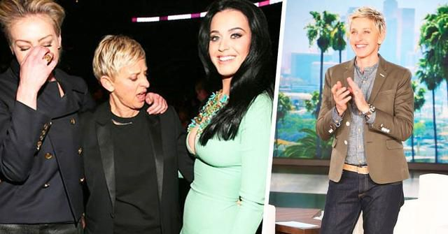 15 Not-So-Sweet-Facts About Ellen DeGeneres