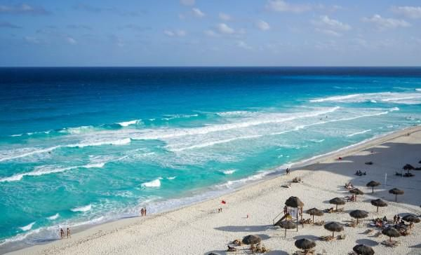 IN PHOTOS: Here are the Cleanest and the Dirtiest Beaches in Mexico