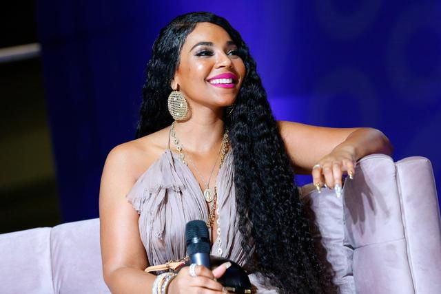 Ashanti Puts Her Thick Figure On Full Display In Barely-There Outfits - Photos Have Fans Going Wild