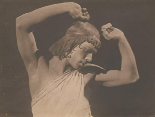 Nijinsky in Pictures: The World-Famous Ballet Dancer Disappears into His Celebrated Roles