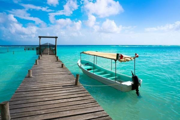A Breath-Taking Mexican Beach Break