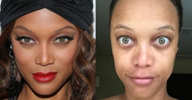15 Photos Of Supermodels With No Makeup On