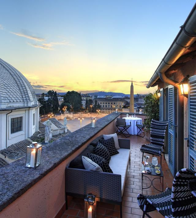 5 incredible hotel suites in Europe with unbeatable views