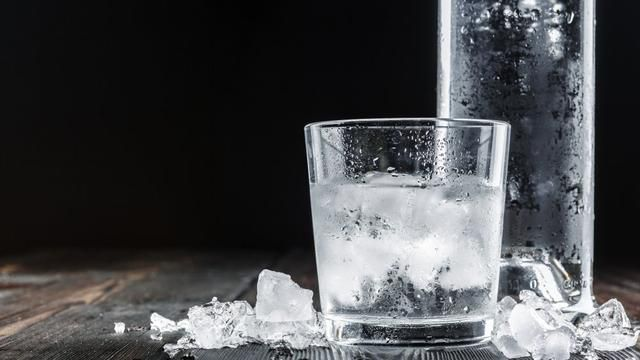 Why you should never put vodka in the freezer
