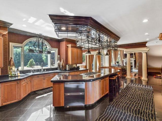 Kenny Rogers' former Atlanta mansion is back on the market