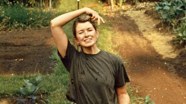 What Martha Stewart did before the fame