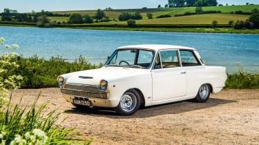 Ford Cortina Mk1 by Retro Ford review