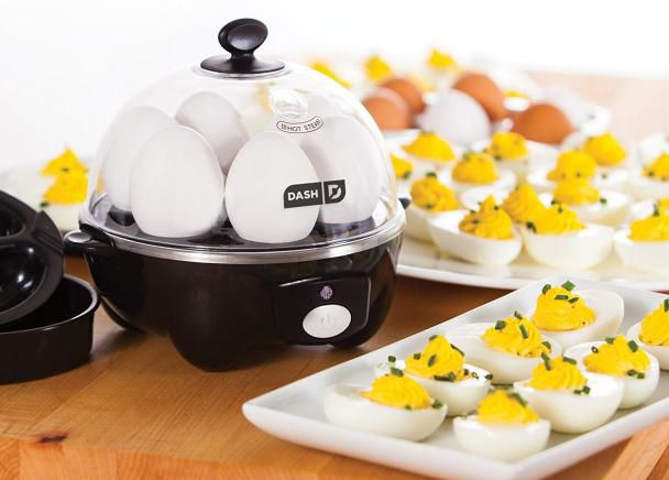 This $20 device cooks perfect eggs every time with the push of a single button