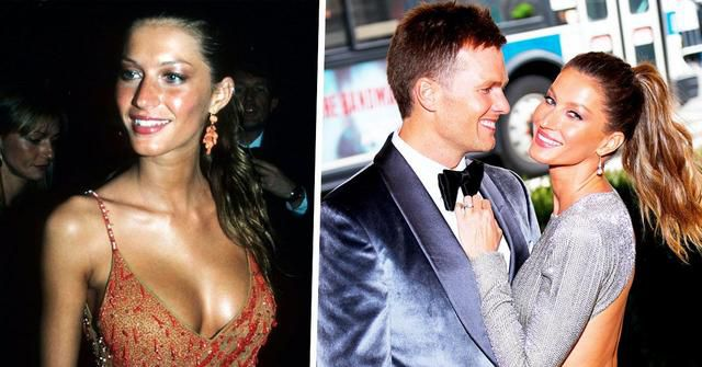 15 Photos Showing How Much Gisele Bundchen Has Changed Since 1997