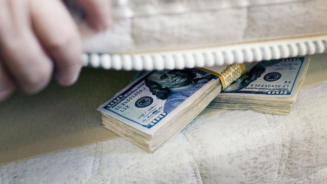 Is It Ever OK To Hide Money Or Bank Accounts From Your Spouse?