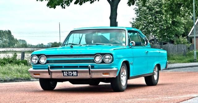Ranking The 15 Worst Cars Of The 1960s